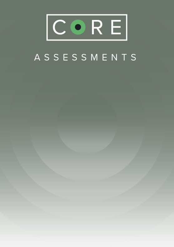 Assessment covers core groups