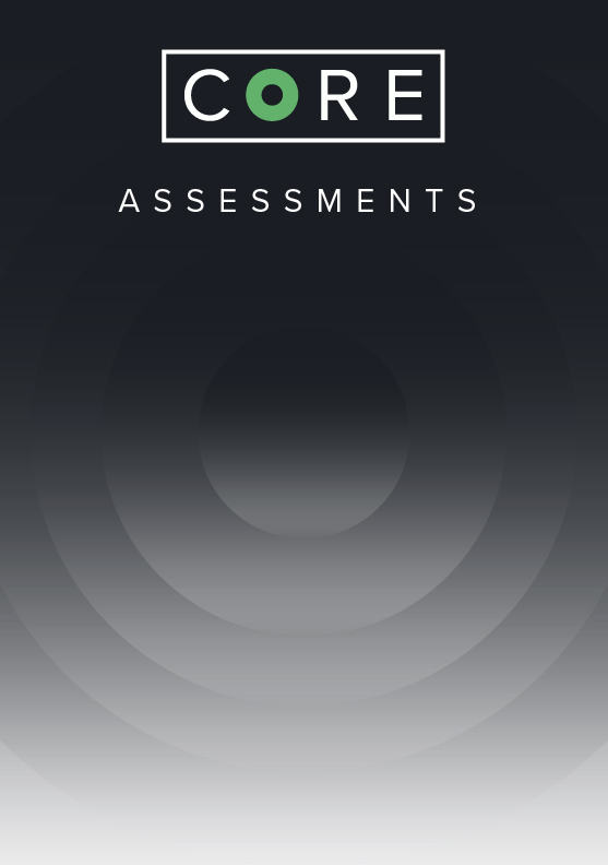 Assessment covers people and systems